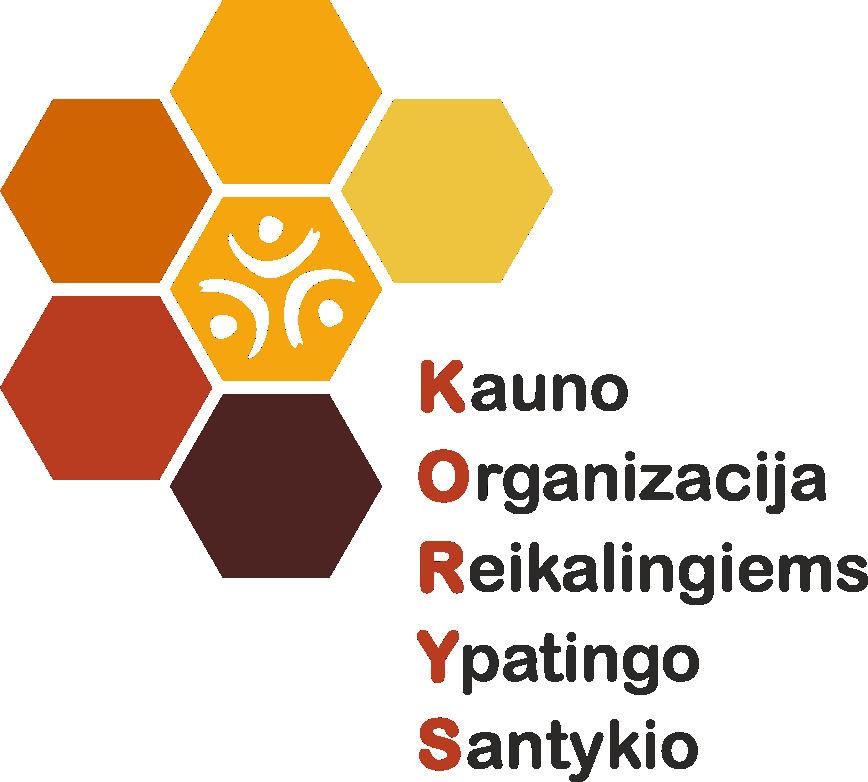 Korys logo su paaiskinimu