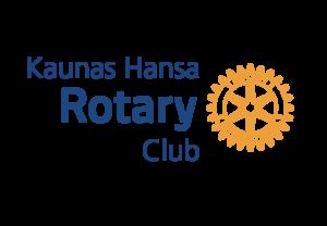 Kaunas Hansa Rotary Club logotipas